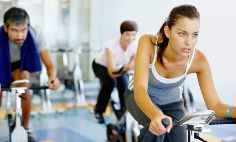 Why Spinning Won't Get You The Body You Want