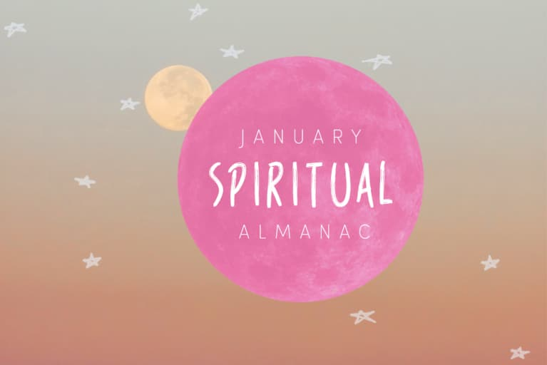 Spirit Almanac: Your Guide To Celebrating January's Mystical Holidays