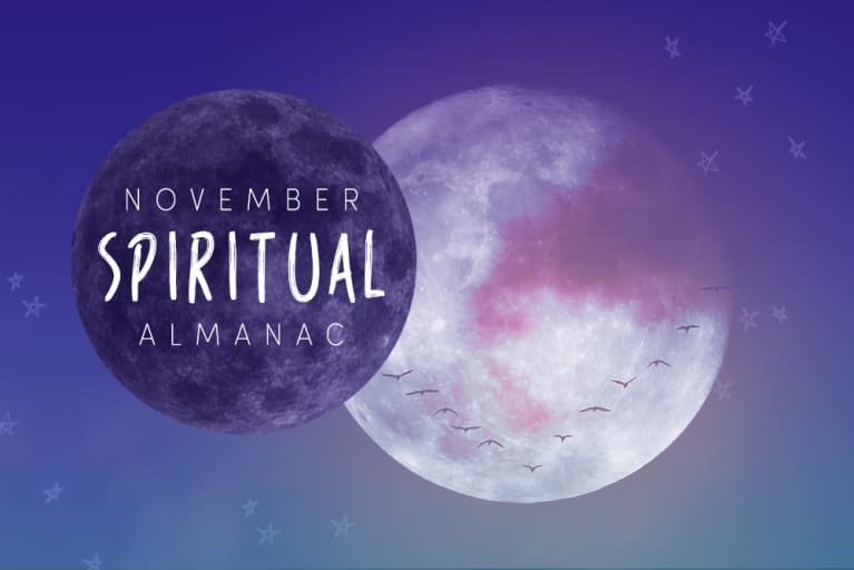 Spirit Almanac: Your Guide To Celebrating November's Mystical Holidays