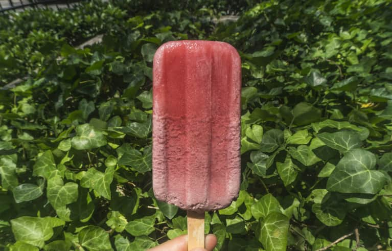 The Surprising Ingredient Behind This Nutrient-Packed Ice Pop