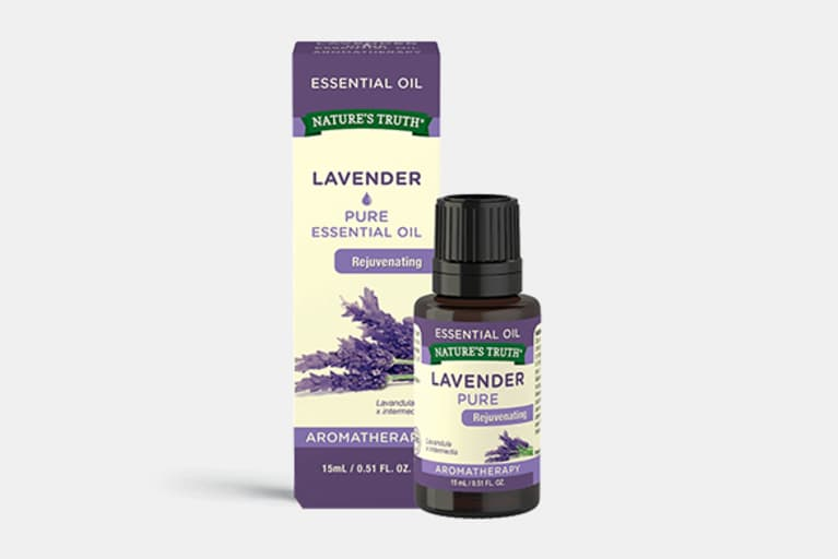 <p>Pure Lavender&nbsp;Essential Oil</p>