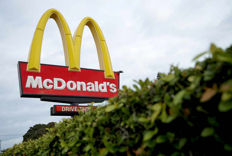 McDonald's Has A New Antibiotics Policy — And It's Impact Could Change The World
