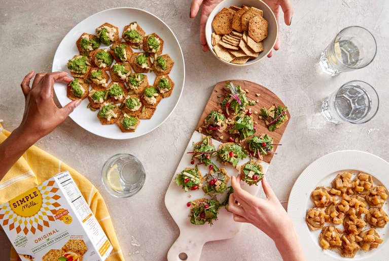 These 3 Deliciously Festive Apps Come Together In Under 10 Minutes