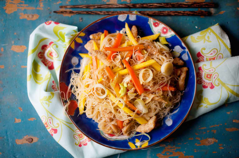 A Simple Ginger Stir Fry Perfect For Warm Summer Nights