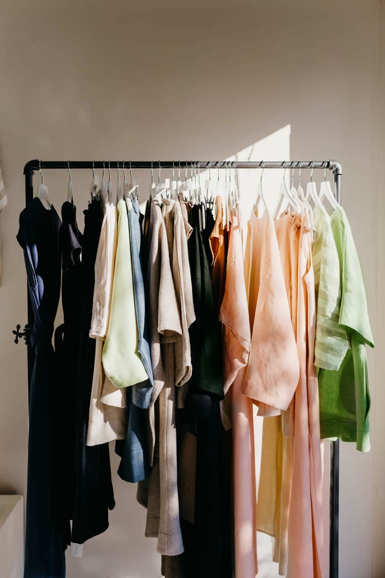 The One Organization Trick That Finally Decluttered My Closet