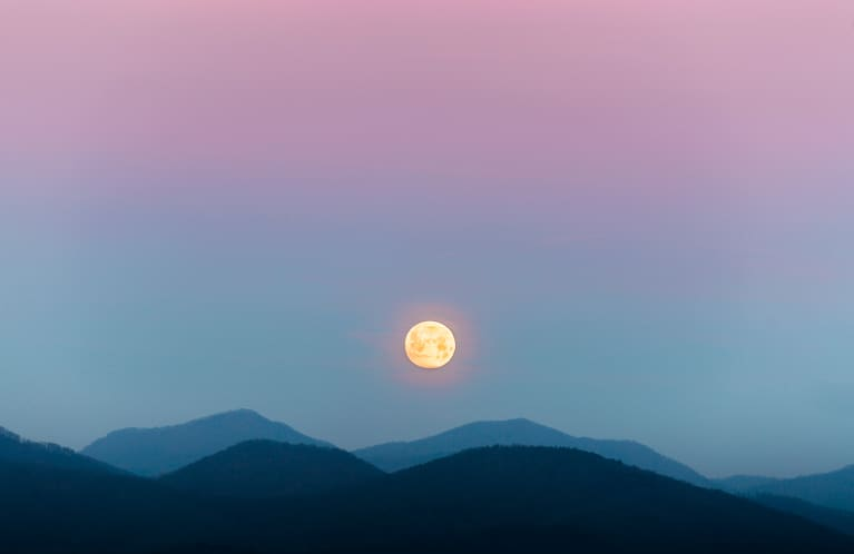 Everything You Need To Know About The Last Blue Moon Of 2018