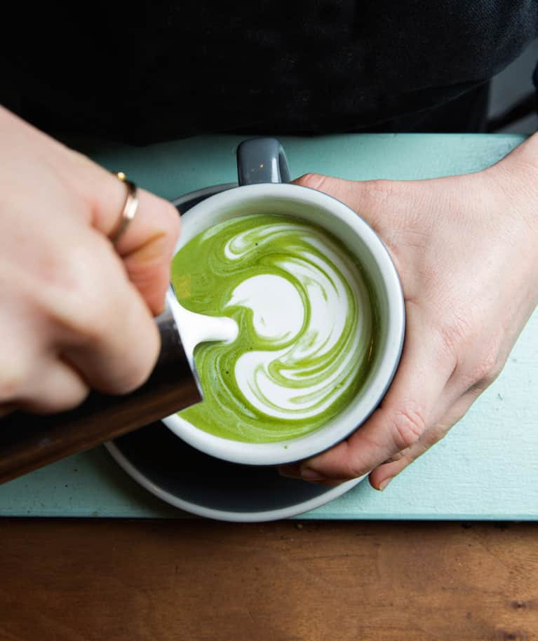 The One Spice Your Matcha Latte Is Missing