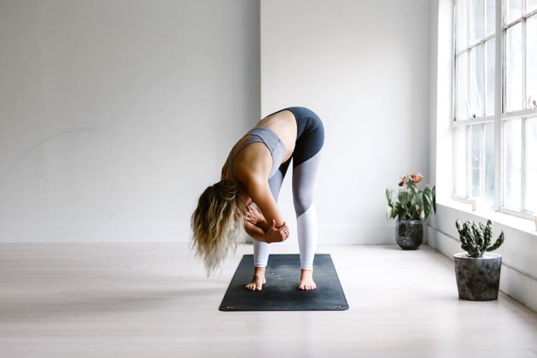 7 Lung-Opening Yoga Poses To Help You Embrace Fall