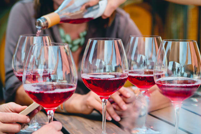 Researchers Just Found Yet Another Health Benefit Of Red Wine