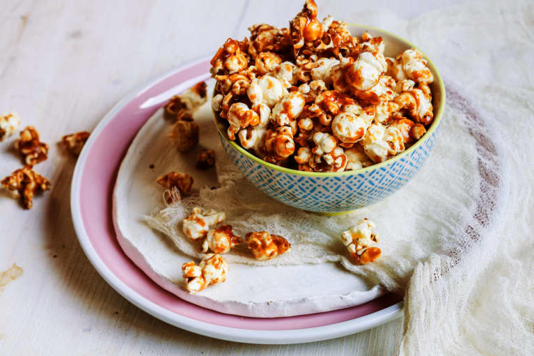 Protein-Spiked Popcorn Exists & It's Insanely Delicious