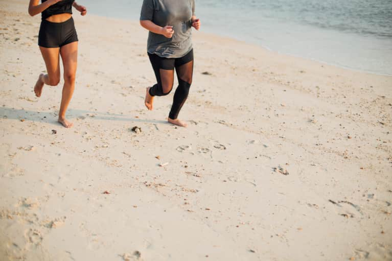Run, Walk, Talk: Meet The Therapist Who Takes Her Clients For A Run