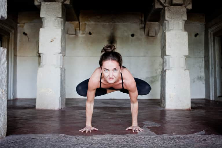 Why Nailing A Yoga Pose Is The Last Thing You Should Strive For