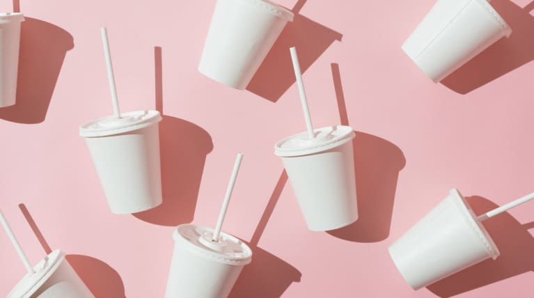 Plastic Straws Are Bad For The Planet — Here's Why They're Bad For Our Health, Too