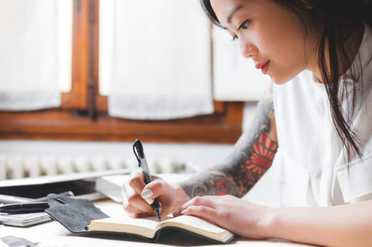 The Journaling Ritual That Will Change Your Life In One Page Flat
