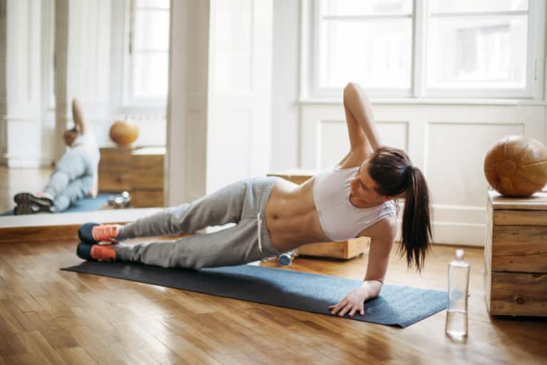 4-Minute Cardio Workout (That Doesn't Involve Running)