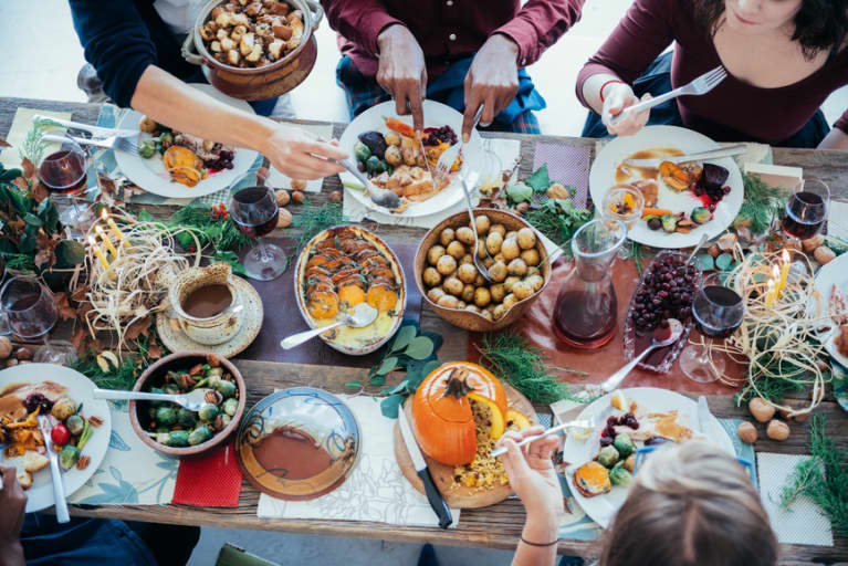 Tips From A Chef: How To Host Thanksgiving (Or Any Dinner Party) Without Going Crazy