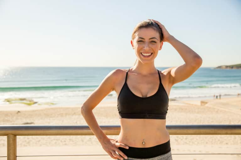 The Surprising Way Exercise Helps With Acne: Dermatologists Explain