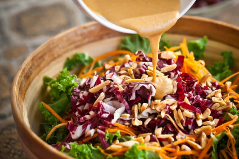 The Perfect Post-Holiday Detox Salad