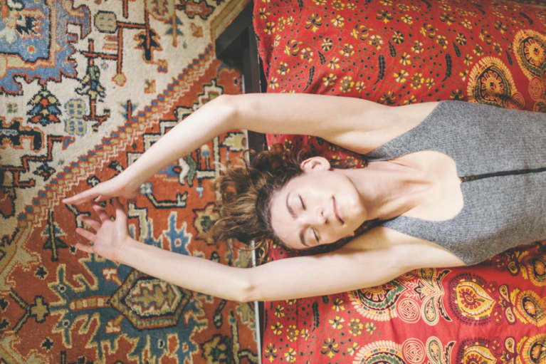 Got Insomnia? These 4 Simple Stretches Will Help