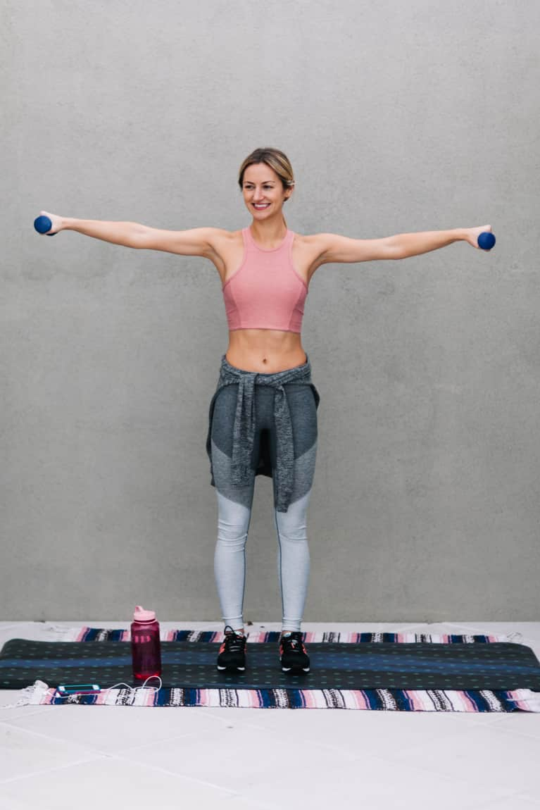 The Case For Lifting Lighter Weights This Year