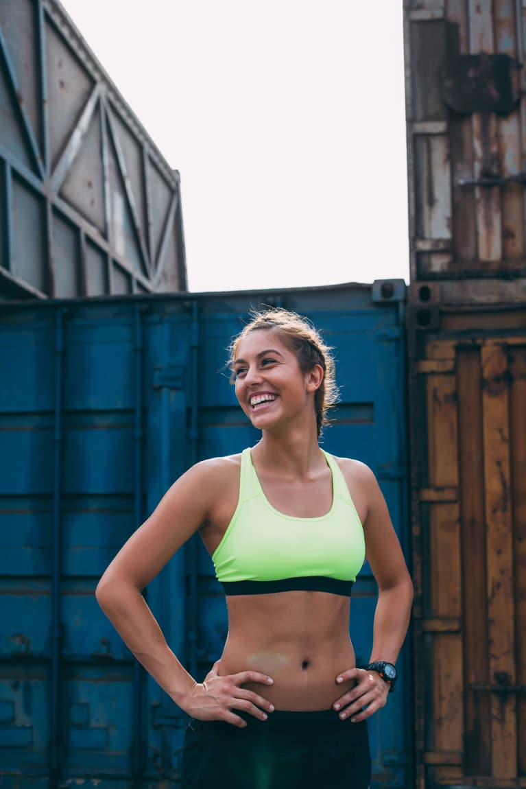 I Work Out Because It Makes Me Happy & I Like The Way It Makes Me Look — And That's OK