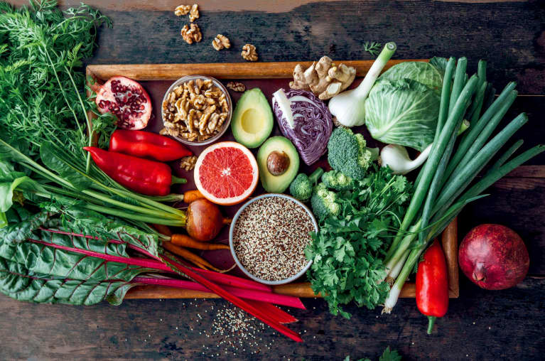 Are You Getting Enough Antioxidants? Here's Why 'Eating The Rainbow' Is More Important Than Ever