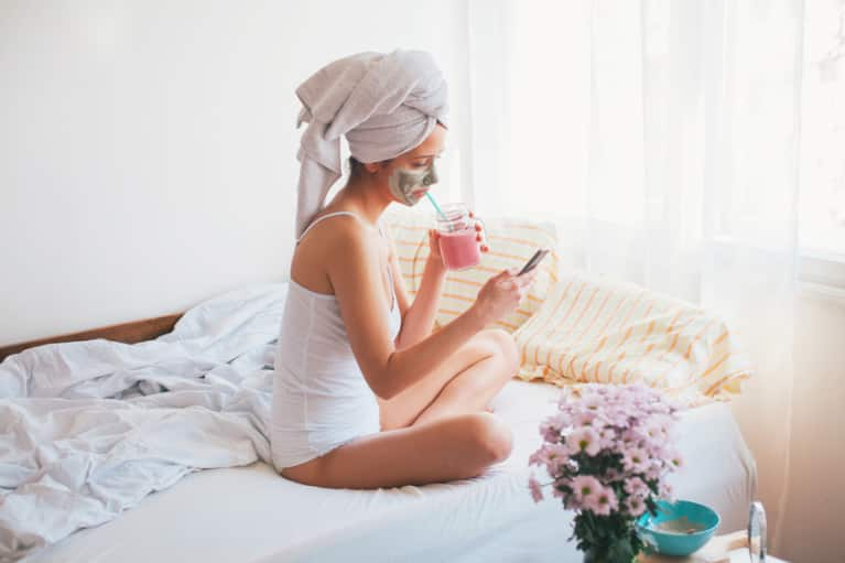 The Secret To Never Skimping On Self-Care Again