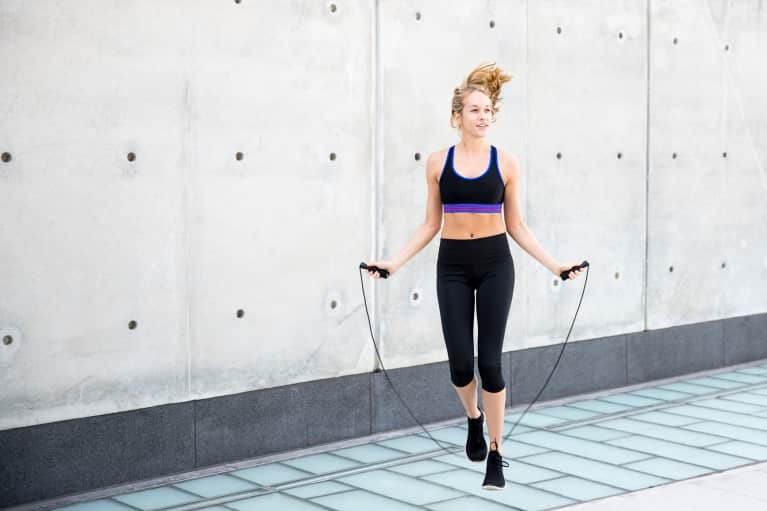 How To Make Jumping Rope A Great Workout