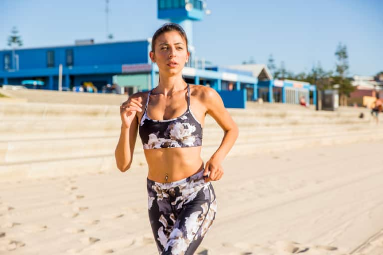How To Start Running Again When All You've Been Doing Is Yoga