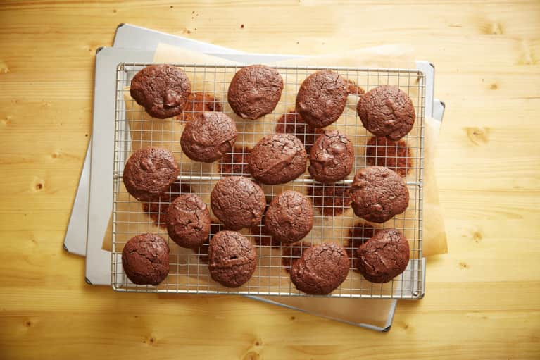 The Perfect Christmas Eve Cookie: Dorie Greenspan's Double-Chocolate Recipe