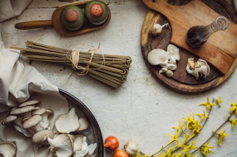6 Adaptogenic Mushrooms & How To Use Them—Plus A Recipe