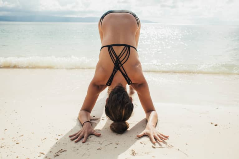 How Yoga Made Me Respect The Hell Out Of My Body