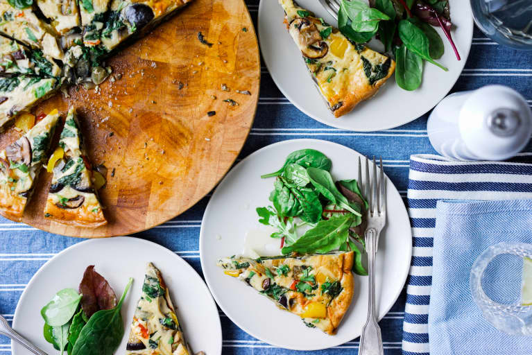 This Is The Healthiest Breakfast You Can Make With Your Thanksgiving Leftovers