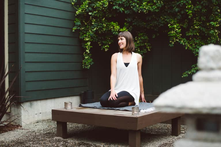 An Invigorating Morning Yoga Sequence You Can Do From Bed