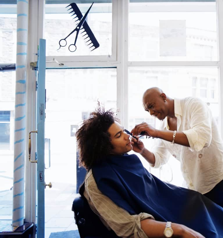 To Empower An Underserved Population, The Pharmacy Meets Patients At The Barbershop