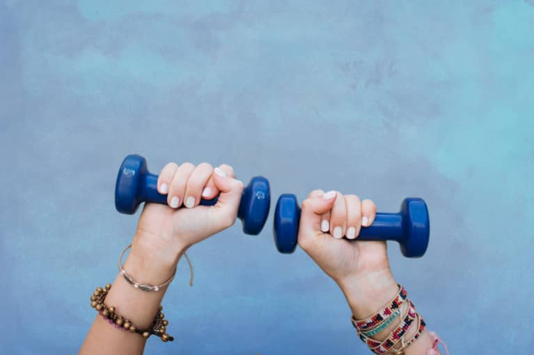 Will Lifting Weights Make You Bulky? A Personal Trainer & Yogi Tells All