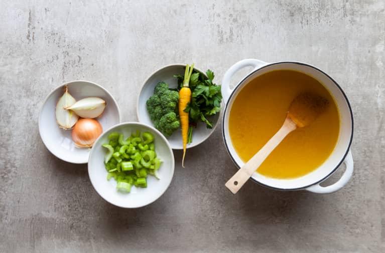 Warming, Healing Bone Broth Recipes That Aren't Soup
