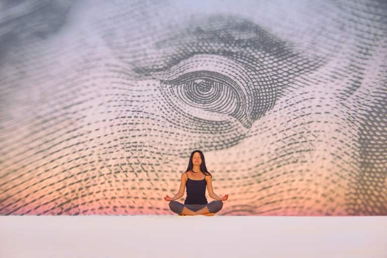 How To Use Your Body As A Money Map: A Holistic Wealth Expert Explains