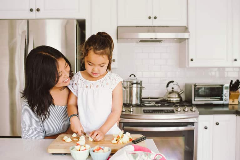 How To Get Your Kids To Eat Clean — And Love It