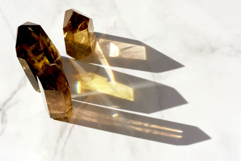 A Cystal Ritual For People Who Don't Believe In Crystal Rituals