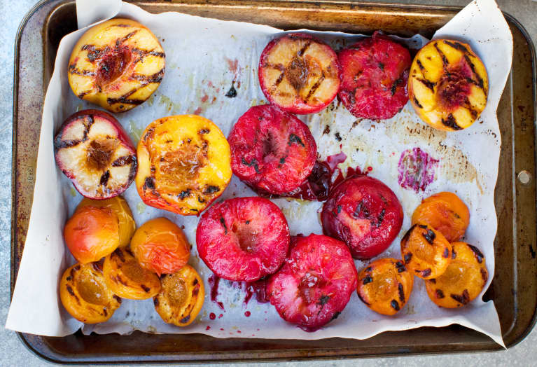 Get Your Grill On: 9 Juicy Fruits And Veggies That'll Make You Glow