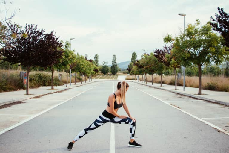 Let's Clear This One Up: Should You Do Yoga Before You Run?