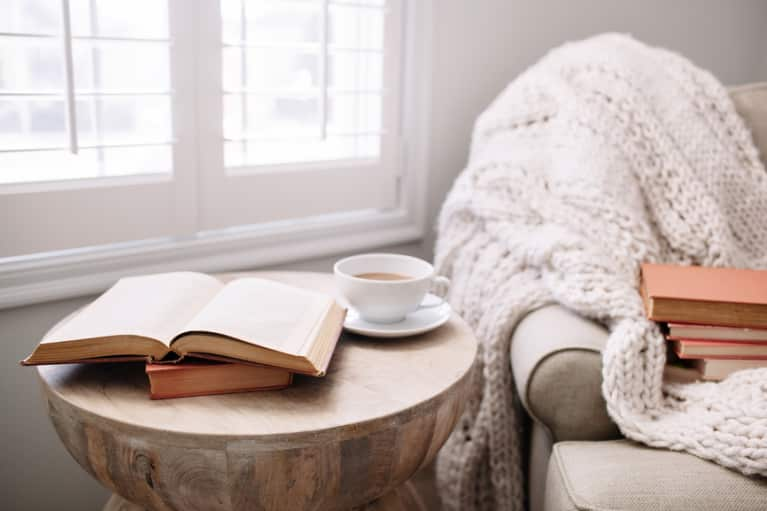 The Next Step In Self-Care Is Cultivating A Cozy Home