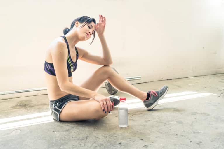 Are You Working Out Or Burning Out?