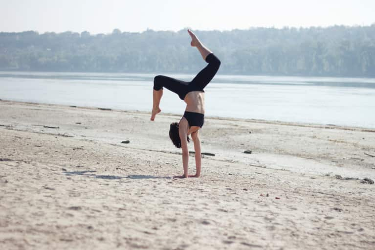 I Hated My Body For Most Of My Life. Here's How I Used Yoga To Heal