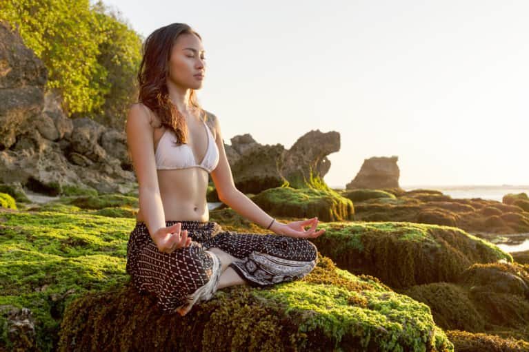It's About Time You Tried A Grounding Practice For Your Anxiety
