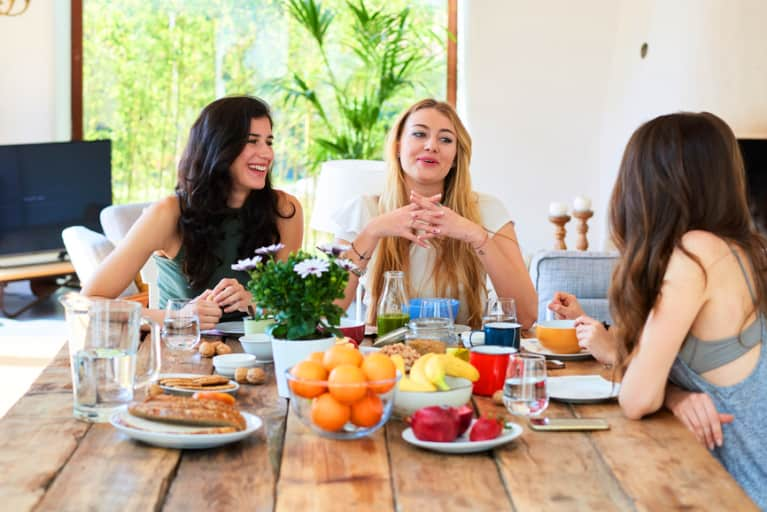 Are You Accidentally Food-Shaming Yourself + Others?