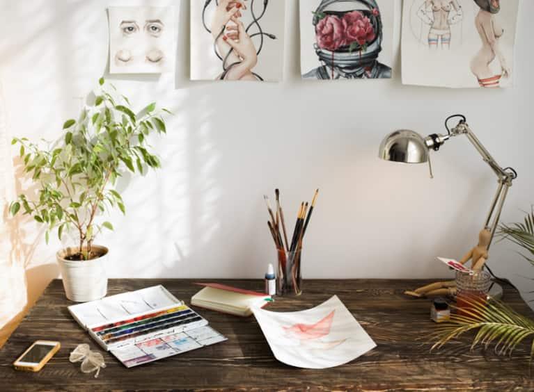 Feeling Unproductive? Blame Your Desk's Feng Shui