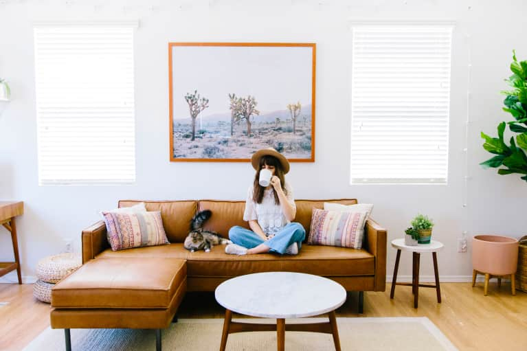 How To Create A Mindful Home When You & Your Roommate Have Different Tastes