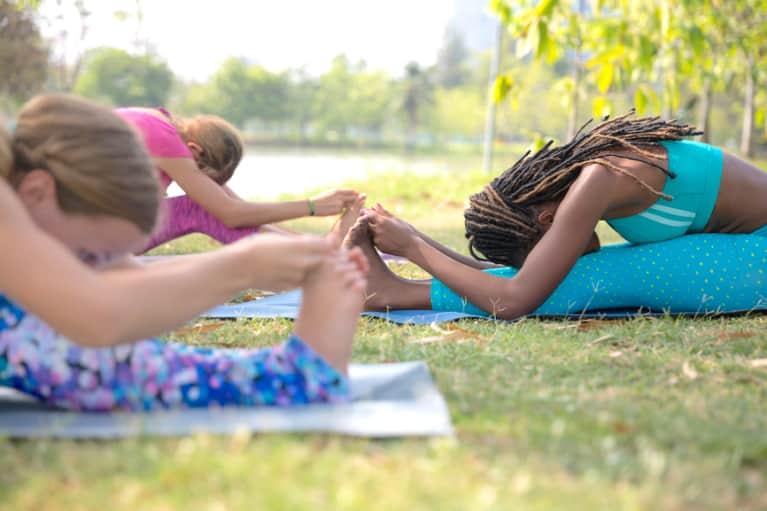 Yoga Teachers Are People Too